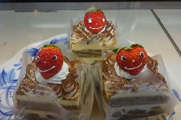 ハロウィーンケーキ