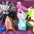 Photos: 折り紙各種