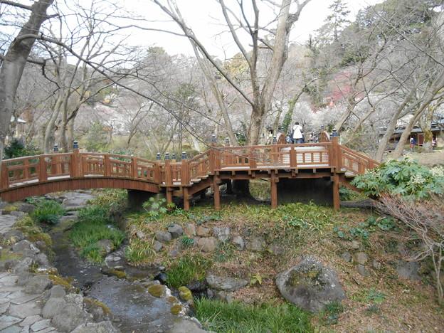 熱海梅園 橋