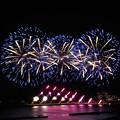 熱海の花火 ブルー