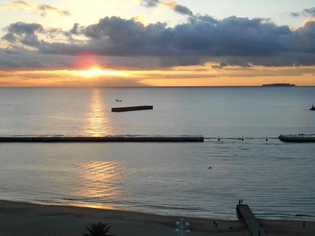Photos: 海の日の出