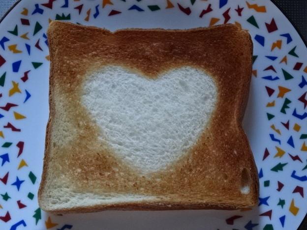 写真: 熟年夫婦の簡素なバレンタイン (笑)