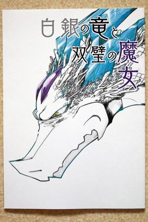 れっせぱっせ「白銀の竜と双璧の魔女」