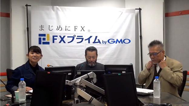 2018-11-09 夜トレ! 内田まさみ 荻野金男 上田眞理人(FXプライム)  21-25-13-841