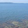寄り道パーキング鹿波から見る海