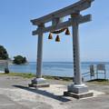 Photos: 羽根海岸の鳥居