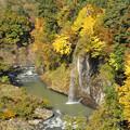 写真: 名の知らない滝-DSC_4814