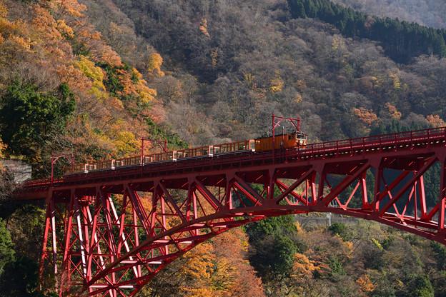 Photos: 黒部峡谷鉄道