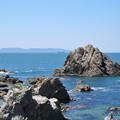 Photos: 笹川流れと粟島DSC_5181