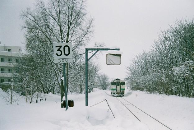 写真: 制限30