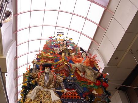 15 博多祇園山笠 走る飾り山 八犬伝孝信之絆(はっけんでんこうしんのきずな)2012年 写真画像5