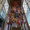 博多祇園山笠 2017年 博多駅商店連合会 飾り山 奇襲一ノ谷合戦 (15)