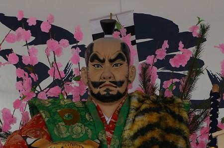 博多祇園山笠 2017年 舁き山 西流 肥後虎不屈逆境 (13)