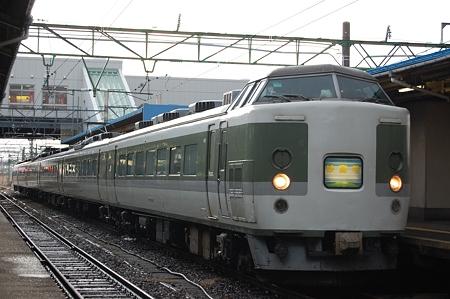 JR東日本 189系