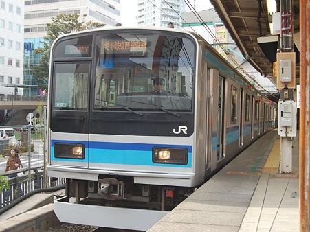 JR東日本 E231系800番台