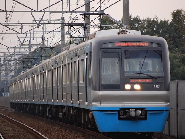 千葉ニュータウン鉄道9100形