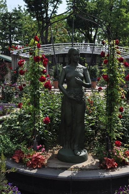 Photos: Rose Garden