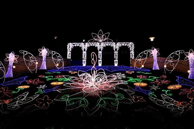 大阪光之饗宴-難波park-8