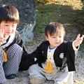 Photos: お兄ちゃんと一緒
