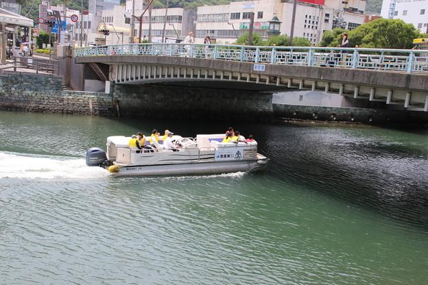 河川周遊船