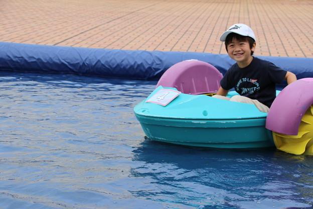 楽しいボート