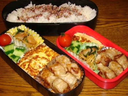 2009/2/24のお弁当