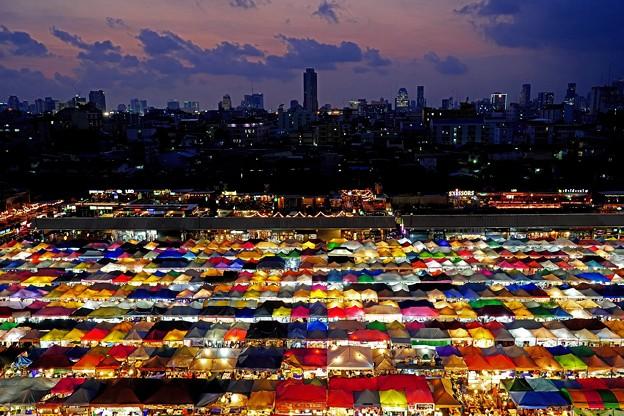 バンコク・ナイトマーケット