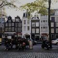 アムステルダムの街
