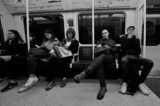 いつもの日常 in London
