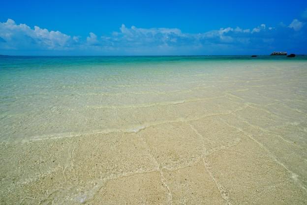 Photos: 白い砂浜