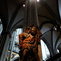 Photos: 聖クリストフォロス像