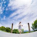 Photos: 明日天気になれ!