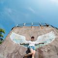 Photos: Take off