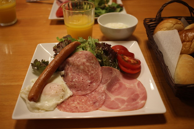 (01)朝食