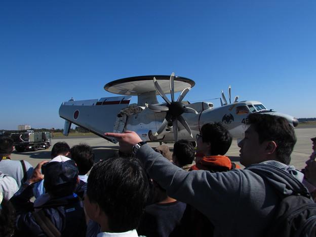 E-2C・・・ホークアイ