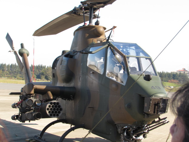 対戦車ヘリ