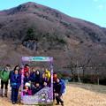 ▲これより幕山に登ります。 #初級者講習会 #山へ行こうよ。 #幕山 #アルパインツアー日本の山