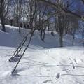 雪の八幡平と後生掛温泉 初日の散策