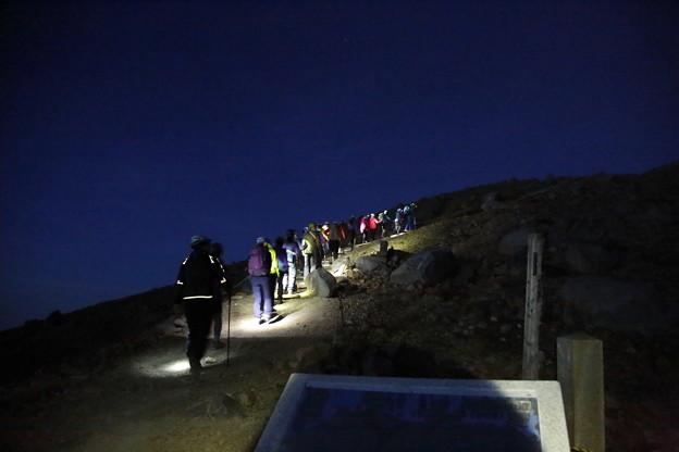 日本の山 次晴登山部 御嶽山3日間 位うちから歩き出し剣ヶ峰を目指す #山へ行こうよ。 #次晴登山部 #御嶽山 #百名山