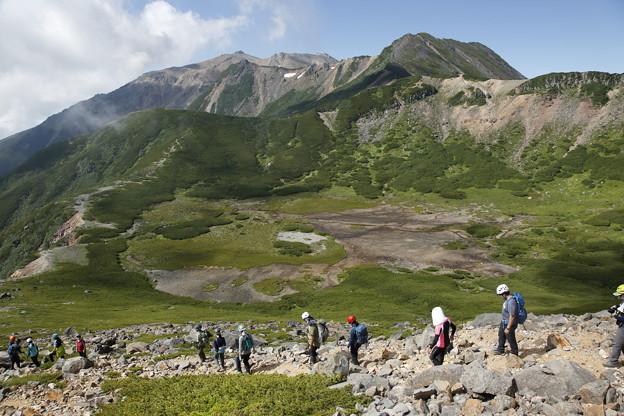 日本の山 次晴登山部 御嶽山 四の池へ #山へ行こうよ。