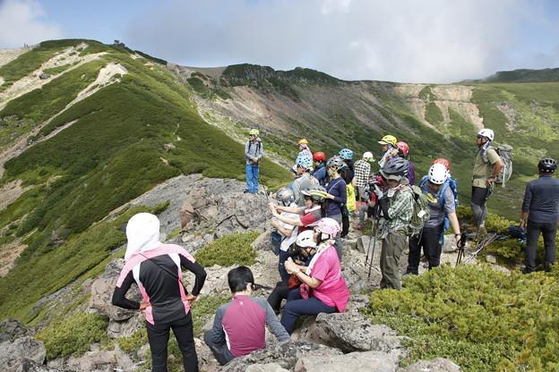 日本の山 次晴登山部 御嶽山 池めぐりを堪能