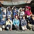 日本の山 石井登山学校 テント泊赤岳 美濃戸口に無事下山です!