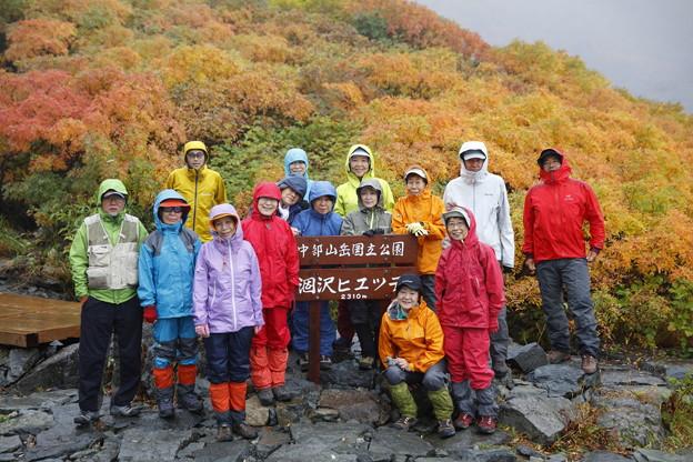 日本の山 紅葉の穂高・涸沢カール 涸沢で紅葉三昧です! #山へ行こうよ。 #涸沢 #紅葉