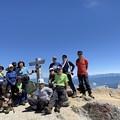 越百山・南駒ヶ岳・空木岳 (8)