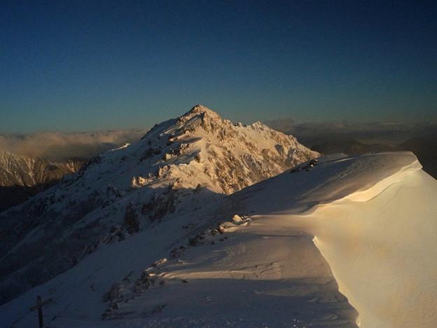 雪山講習会STEP1 北アルプス・燕岳 (11)