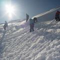 Photos: 雪山講習会 富士山六合目雪上講習 (1)