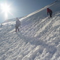 Photos: 雪山講習会 富士山六合目雪上講習 (5)