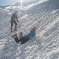 雪山講習会 富士山六合目雪上講習 (12)
