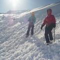 Photos: 雪山講習会 富士山六合目雪上講習 (10)