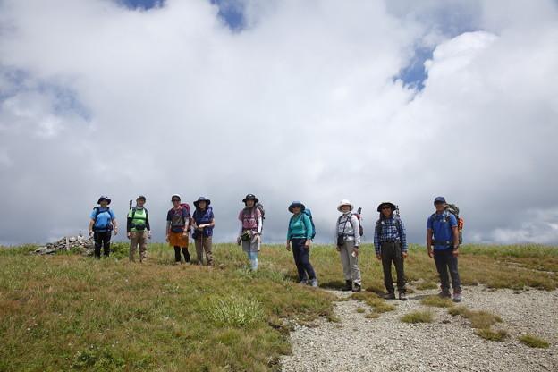 日本の山 美ヶ原ロングトレイル 武石峰です!
